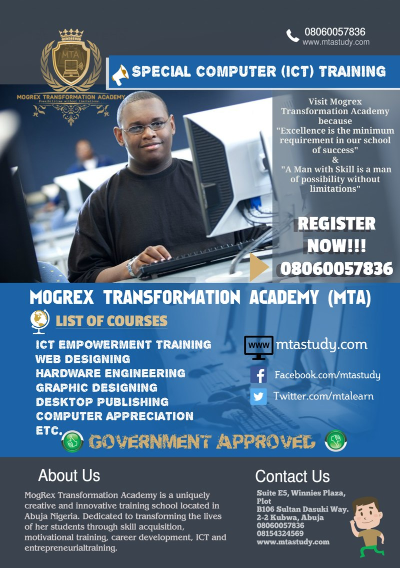MTATraining-advert