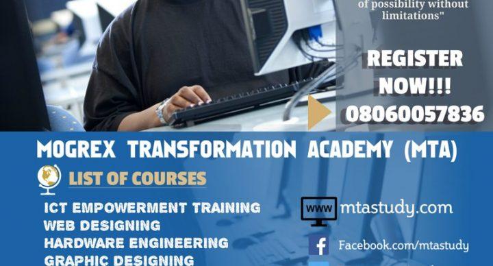 MogRex Transformation Academy
